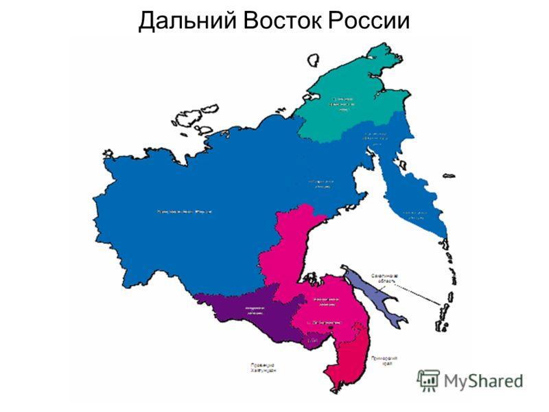 Дальний Восток России