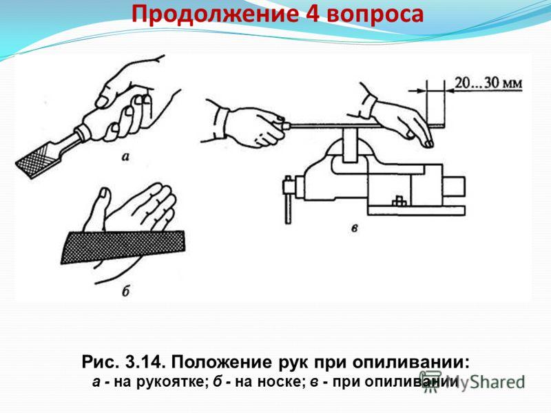 Продолжение 4 вопроса Рис. 3.13. Положение рабочего: а положение рук и корпуса; б - положение ног