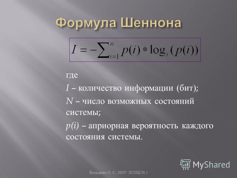 - это априорная информация о системе, утверждающая, что система может находиться в одном из 2 х состояний. После получения любого сообщения из : конкурс выиграл B V д =17 символов B стал победителем V д =18 символов A проиграл V д = 10 символов неопр