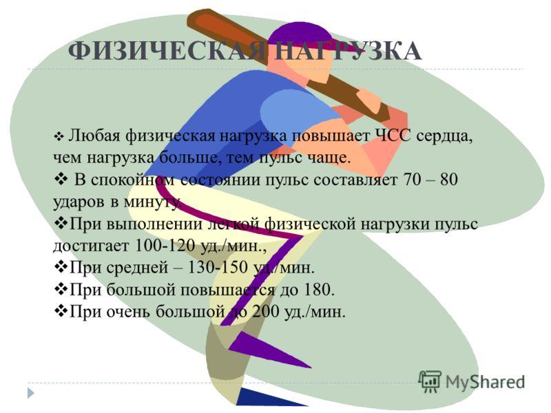 Нагрузка физическая фото