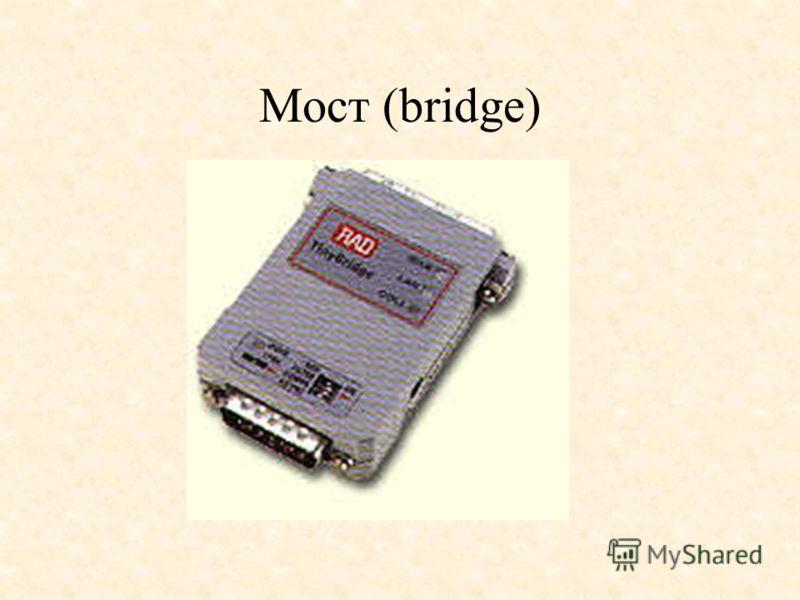 Мост (bridge)