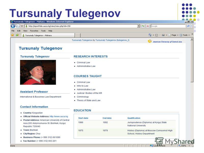 Tursunaly Tulegenov