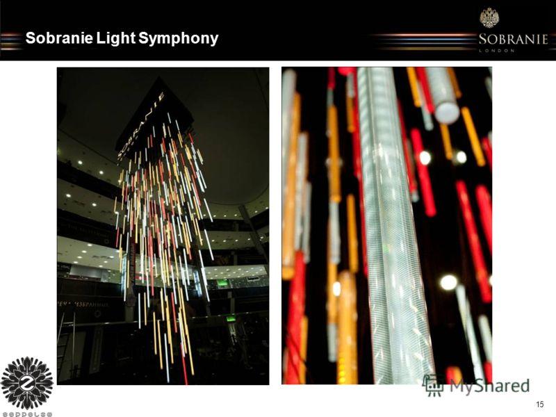 15 Sobranie Light Symphony