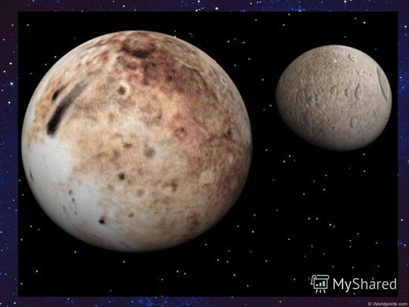 Плутон Первоначально Плутон классифицировался как планета, однако сейчас он считается одним из крупнейших объектов (возможно, самым крупным) в поясе Койпера. Как и большинство объектов в поясе Койпера, Плутон состоит в основном из горных пород и льда