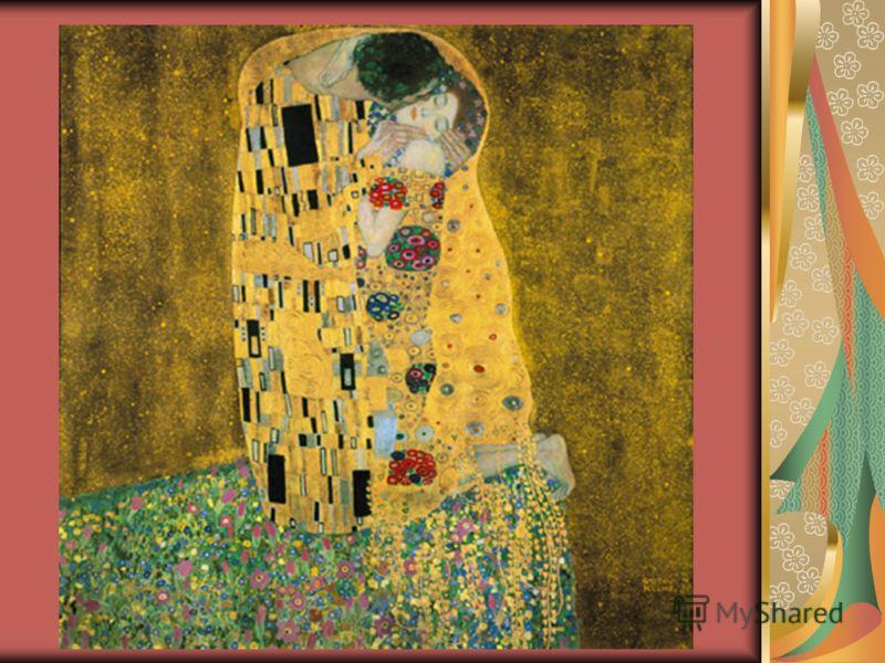 С 1898 проходят выставки «Сецессиона». В эти годы Климт развивается как экспрессионист, отличается орнаментальным изображением форм, которые наполнены мозаикой. В период с 1900-1917: - пишет множество картин - проводит выставки - работает над фрескам