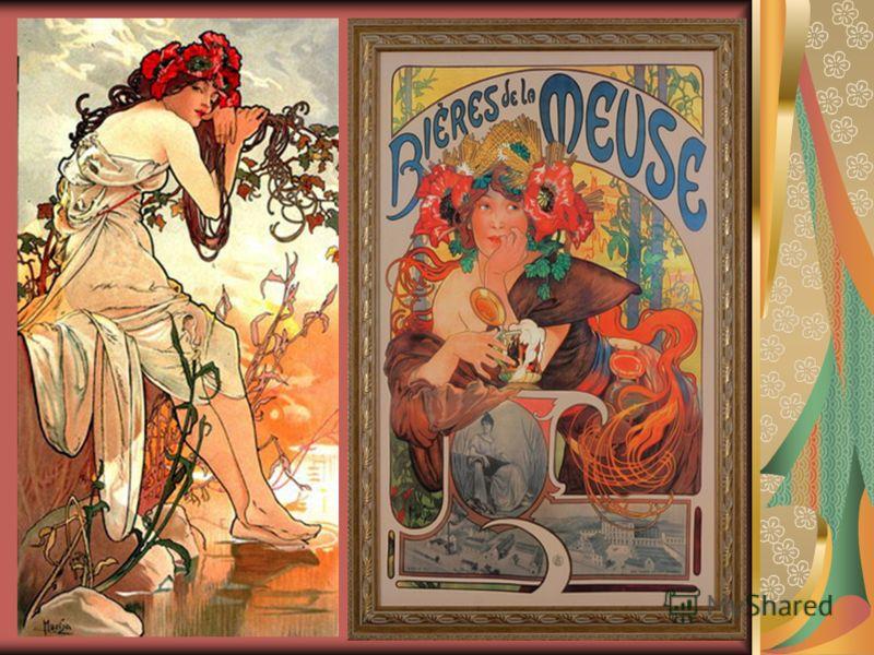 Родился в г. Иванчице (Моравия) 24 июля 1860 года. В 1885 г. Альфонс Муха поступил в Мюнхенскую Академию Художеств сразу на третий курс и после двух лет занятий отправился завершать свое образование в Париж, в Художественное Училище Жюльена. Первого