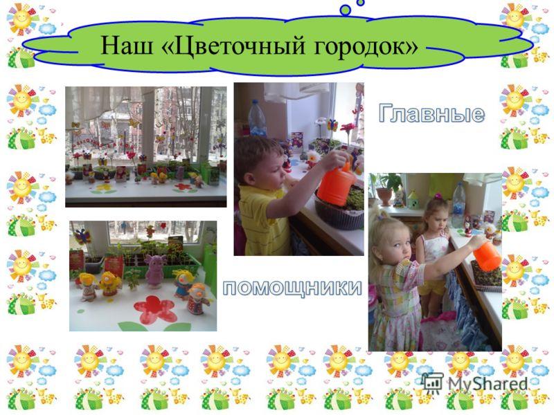 Наш «Цветочный городок»