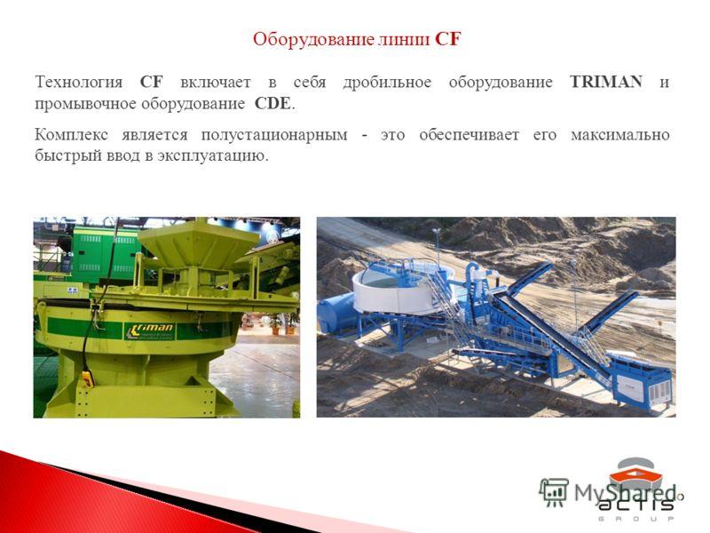 Фактором, который делает производство кубовидного щебня менее эффективным, является большое количество отсева - 50% перерабатываемого материала. Компания «Актис Групп» предлагает решение для безотходного производства кубовидного щебня. Технологическа
