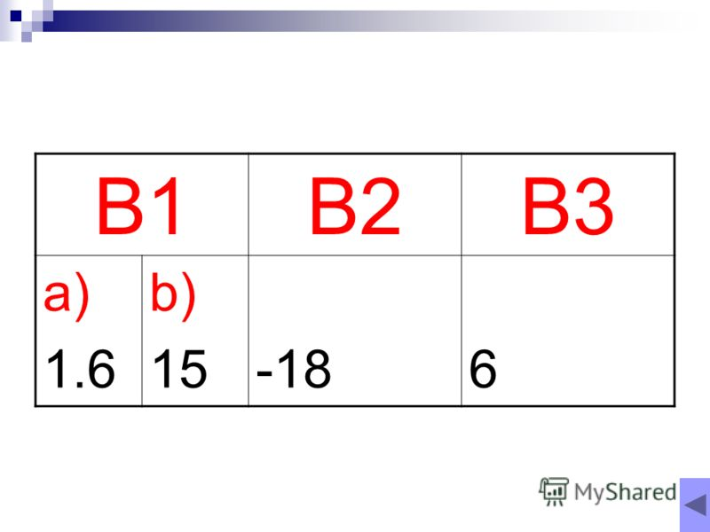 В1В2В3 a) 1.6 b) 15-186