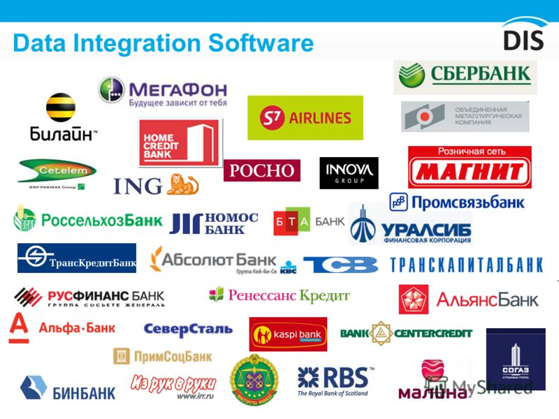 Data Integration Software