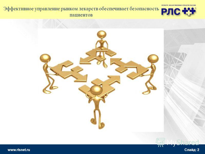 www.rlsnet.ru Слайд: 2