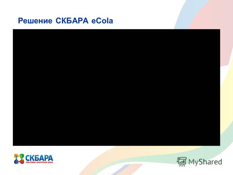 Решение СКБАРА eCola
