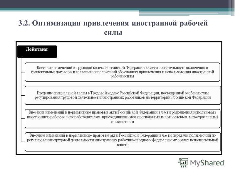 3.2. Оптимизация привлечения иностранной рабочей силы