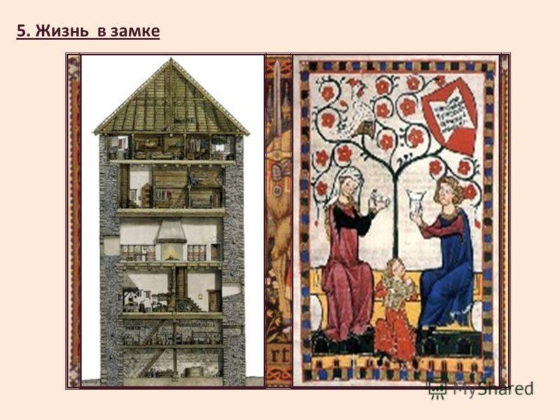5. Жизнь в замке