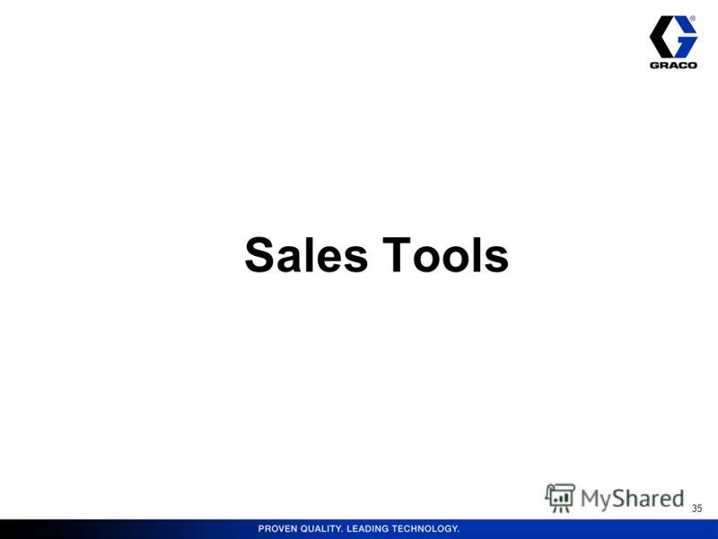 35 Sales Tools