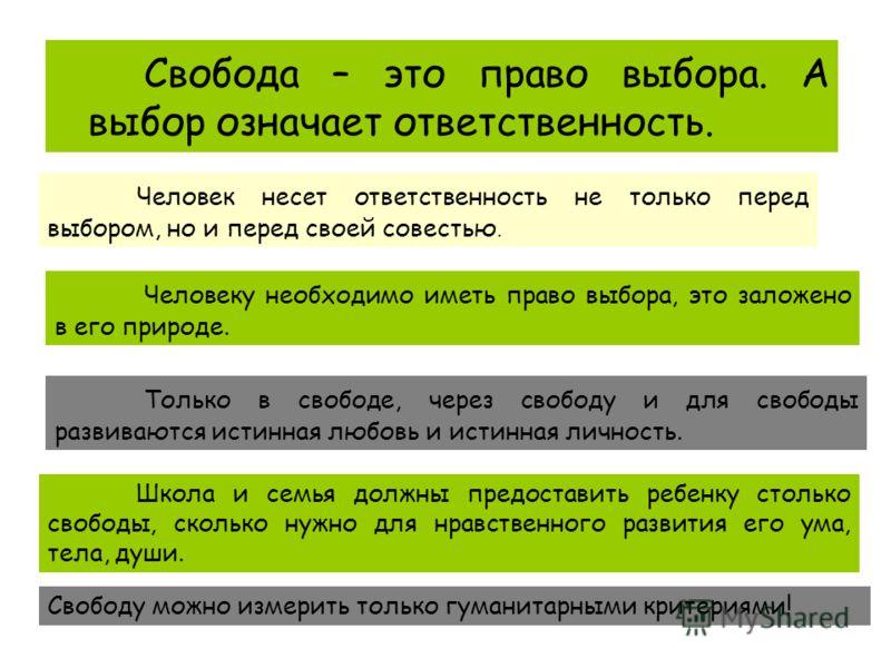 Свобода – колодезь глубокий, дно его последняя тайна Н.А.Бердяев