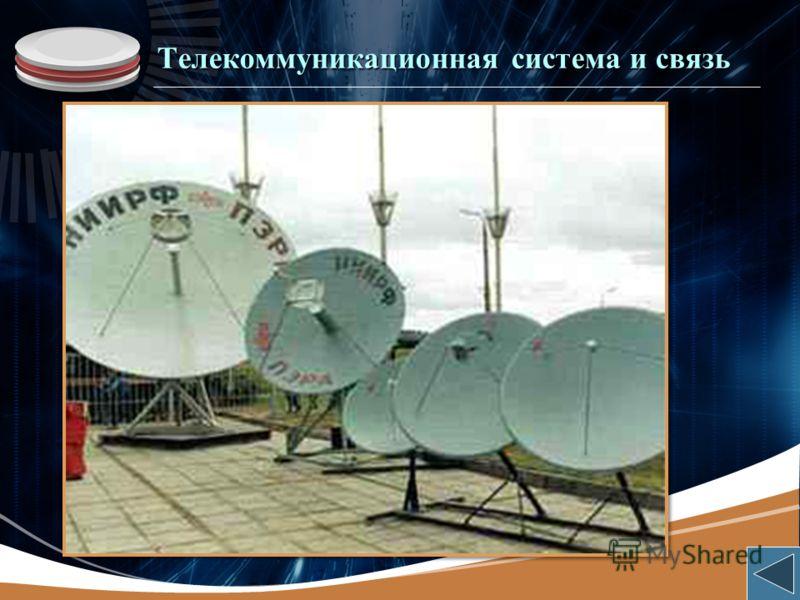 LOGO Телекоммуникационная система и связь
