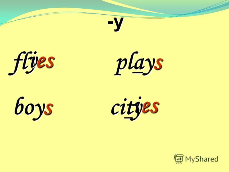 -y -y fl yi es boys plays es cit i y