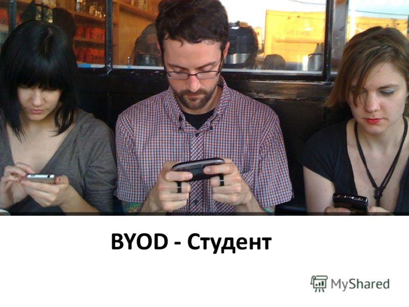 BYOD - Студент
