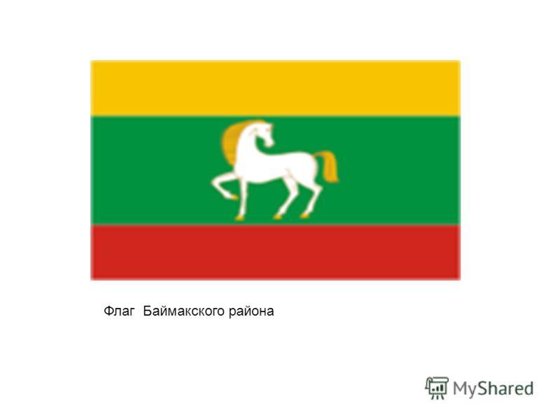 Флаг Баймакского района