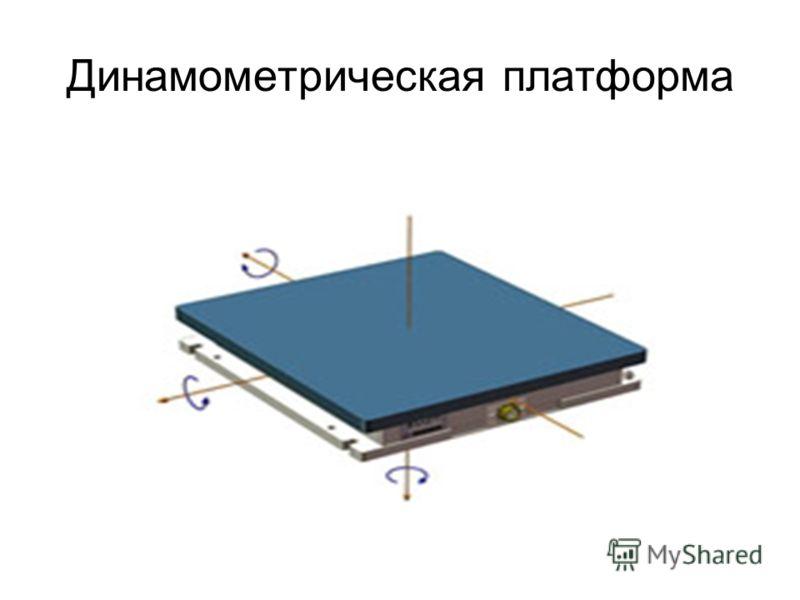 Динамометрическая платформа