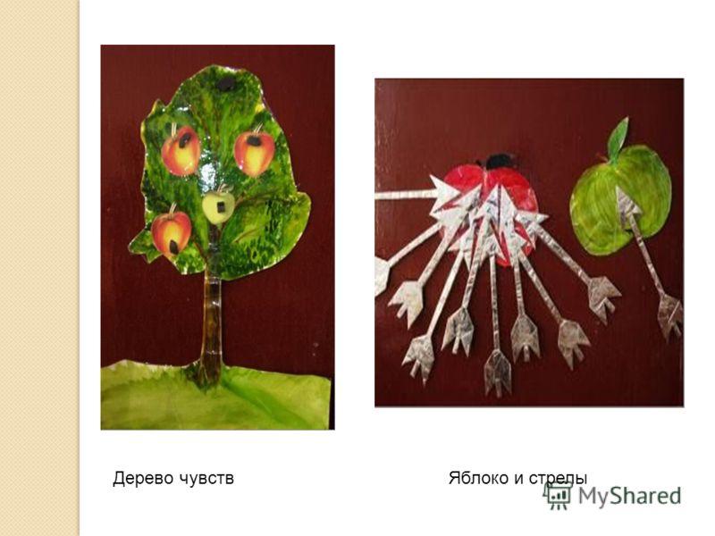 Дерево чувствЯблоко и стрелы