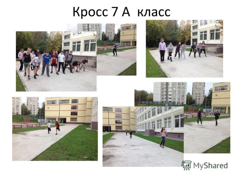 Кросс 7 А класс