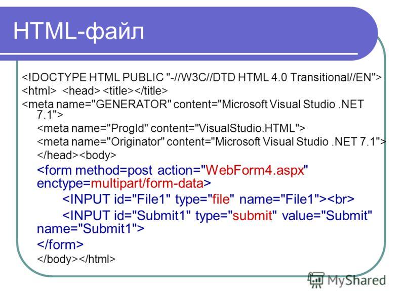 HTML-файл