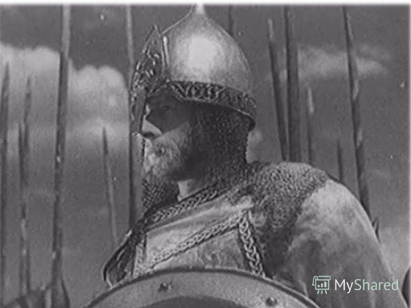 Кадр из фильма «Александр Невский»