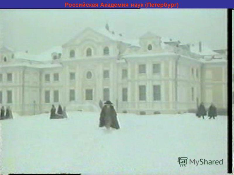Российская Академия наук (Петербург)
