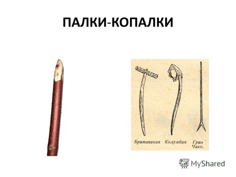 ПАЛКИ-КОПАЛКИ