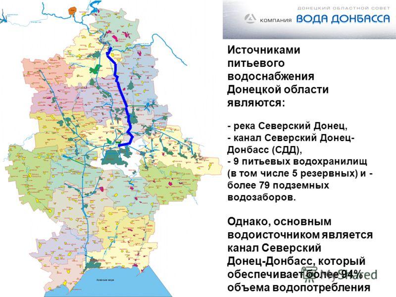 река Северский Донец,