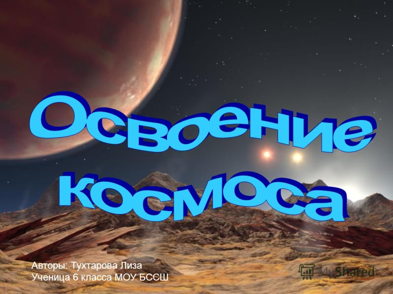 Авторы: Тухтарова Лиза Ученица 6 класса МОУ БССШ