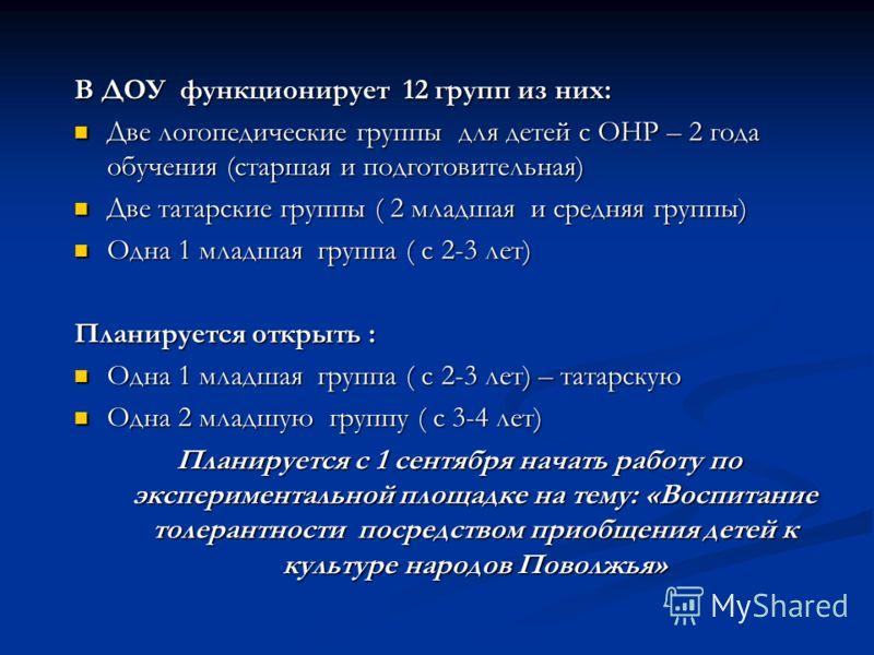 История ДОУ 60 «Иволга» глазами детей и родителей