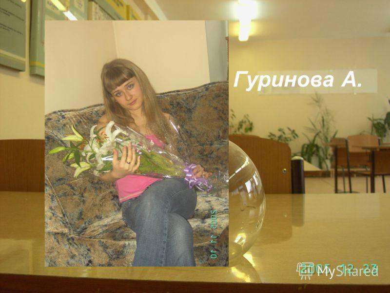 Калабурдина А. Выполнили: