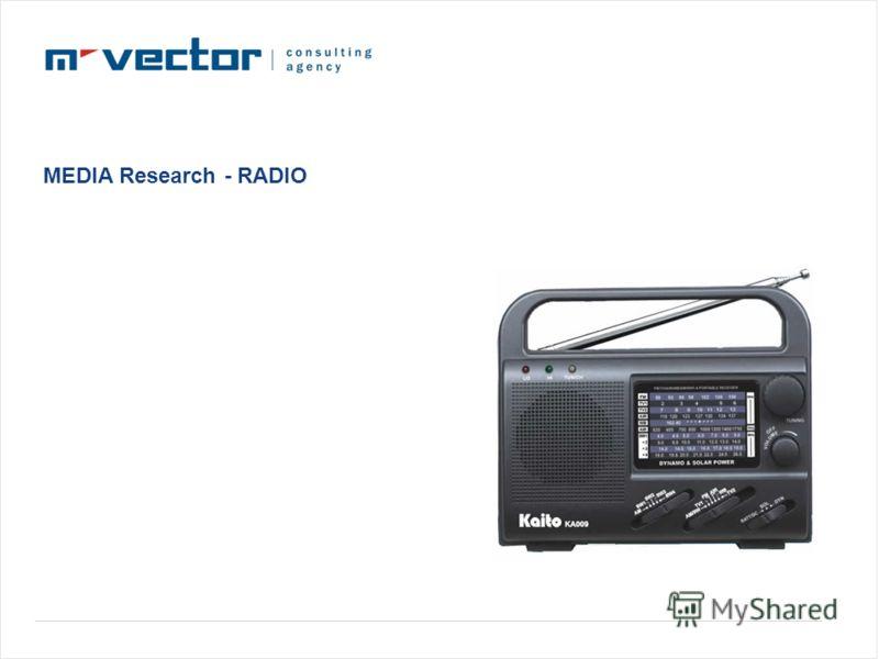 MEDIA Research - RADIO