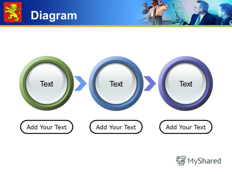 Diagram Add Your Text Text