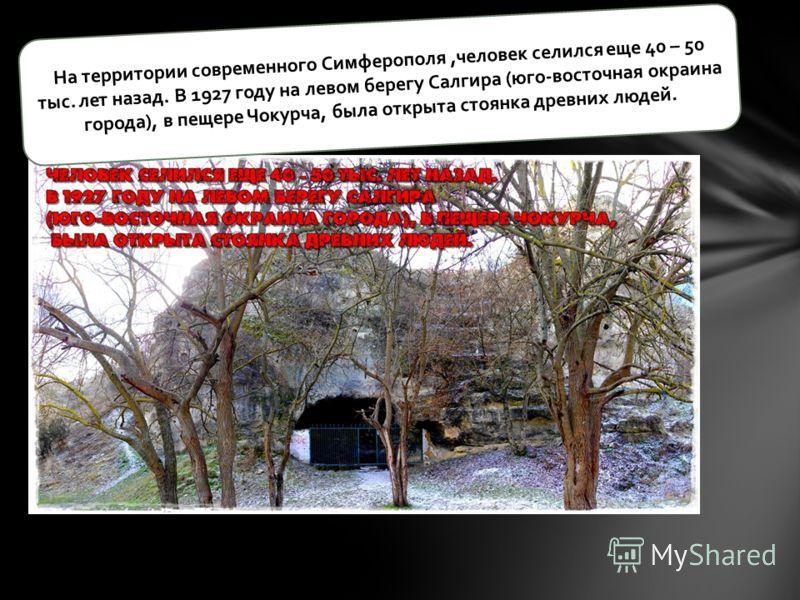 Симферополь – это во всех отношениях – центр Крыма. Симферополь насчитывает около 400 тысяч жителей. Это самый крупный город Крыма, центр деловой, культурной и научной жизни республики.