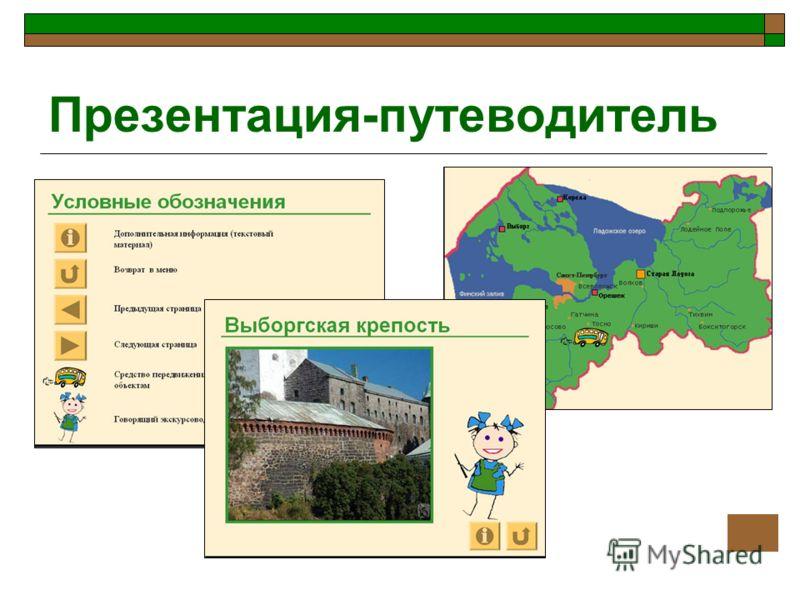 Презентация-путеводитель