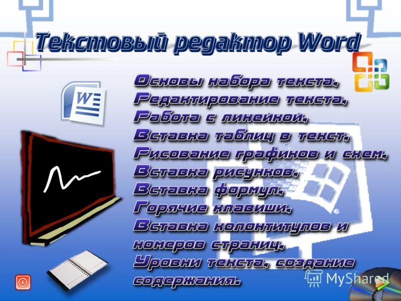 Microsoft office word редактор