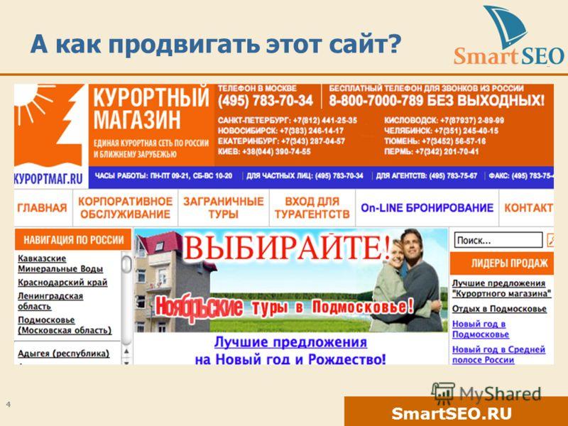 SmartSEO.RU А как продвигать этот сайт? 4