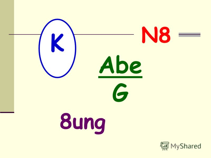 K Abe G N8 8ung