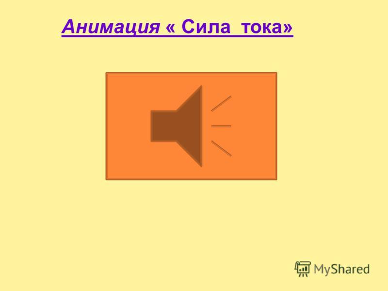 Сила тока - электрический заряд, протекающий через поперечное сечение проводника за единицу времени.