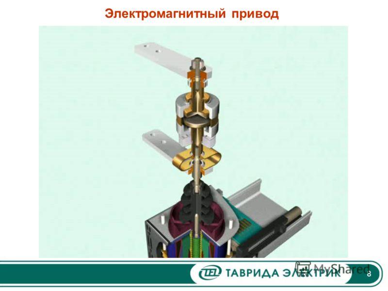 8 Электромагнитный привод