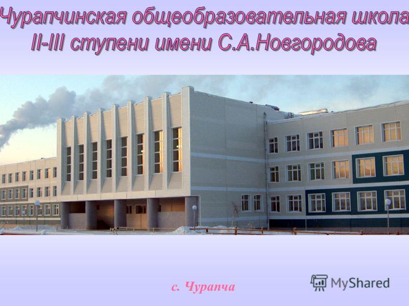 с. Чурапча