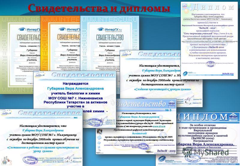 Свидетельства и дипломы 24