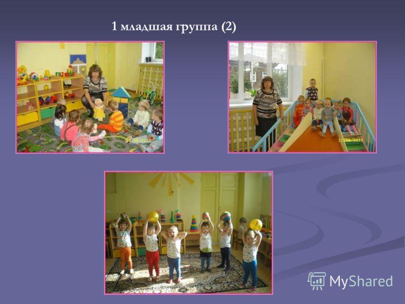 1 младшая группа (2)