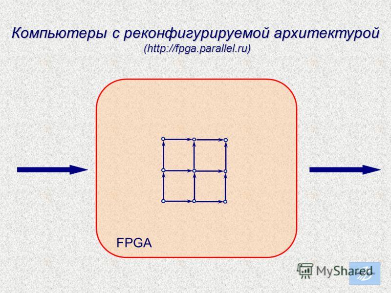 FPGA Компьютеры с реконфигурируемой архитектурой (http://fpga.parallel.ru)
