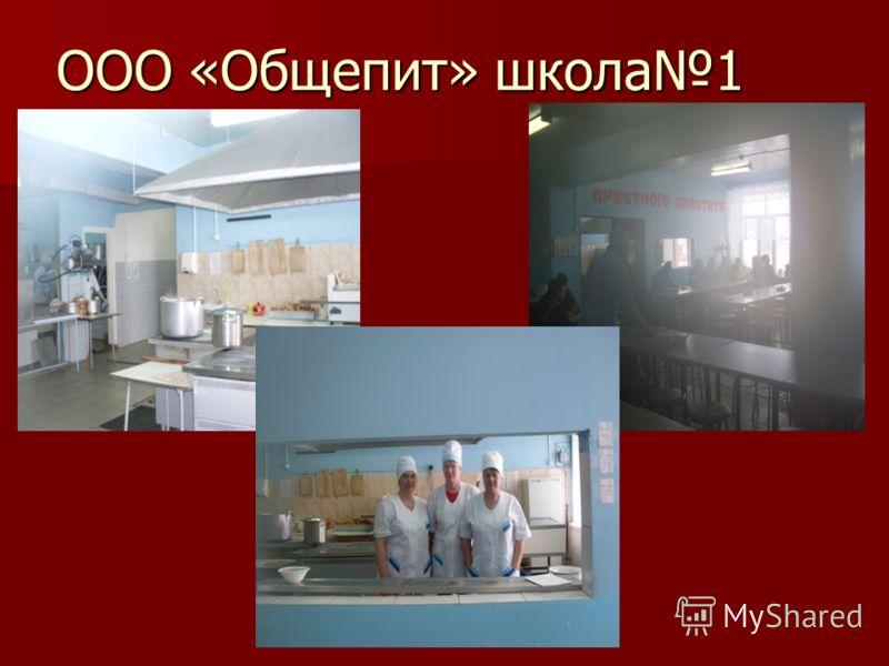 ООО «Общепит» школа1