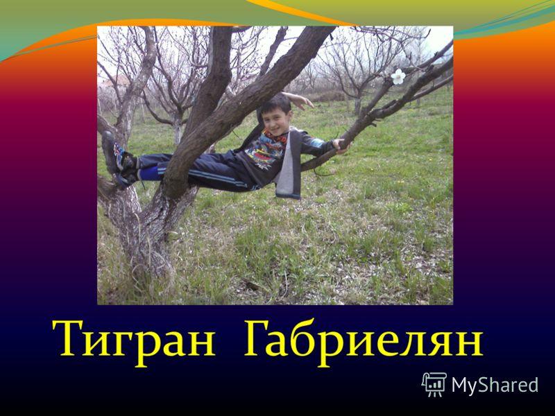 Тигран Габриелян